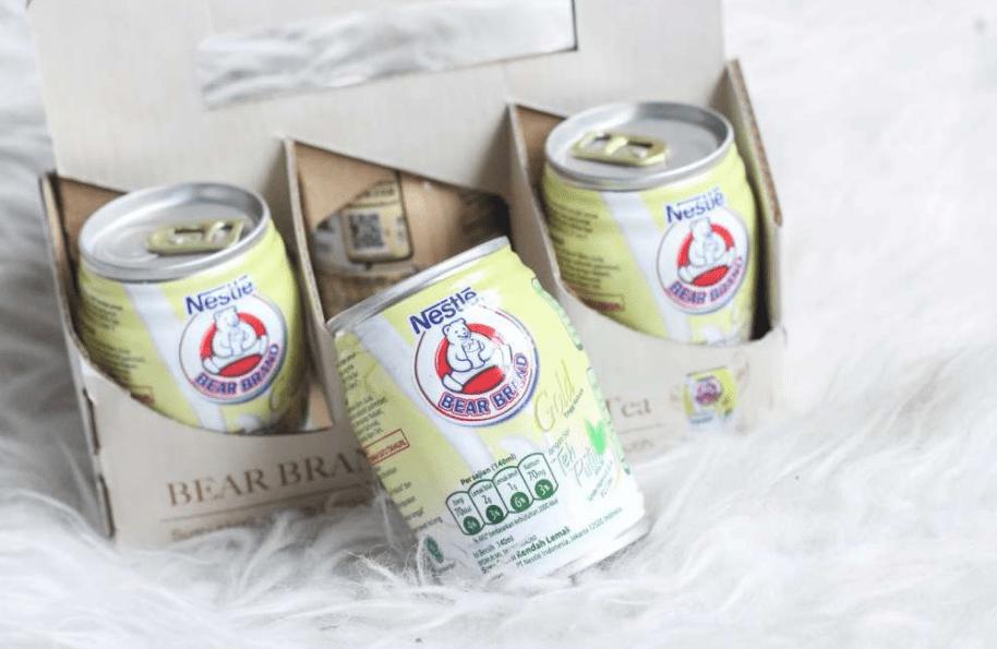 at Susu Bear Brand untuk Menyembuhkan Penyakit