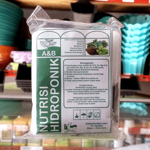Nutrisi Tanaman Hidroponik Organik dan Alami