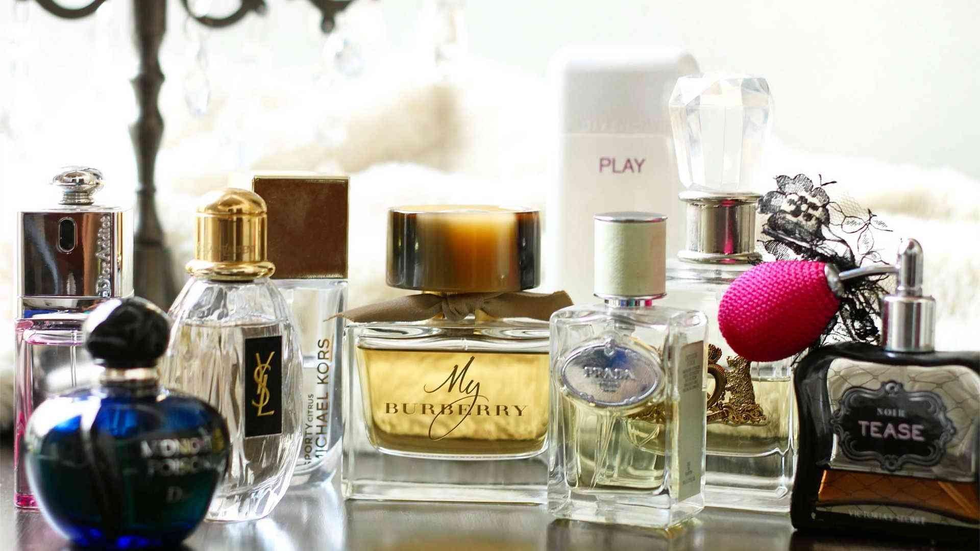 cara awet memakai parfum