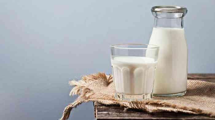 Mengenal Kebaikan Susu Segar Bagi Tubuh Dibanding dengan Jenis Susu Lain - Tribun Manado