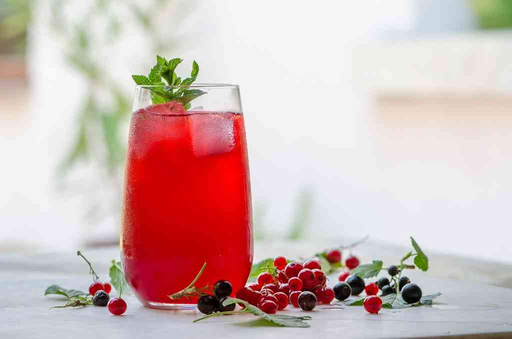 10 Kreasi Minuman Sirup untuk Buka Puasa